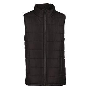 Young Original Plain Puffer Vest
