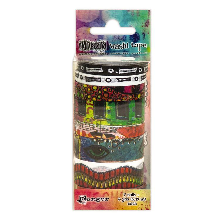 Ranger Dylusions Washi Tape #4, , hi-res
