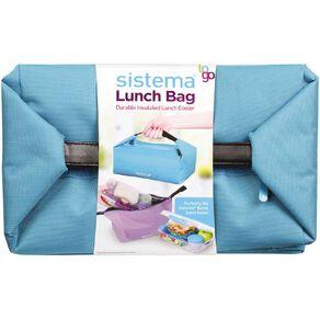 Sistema Sistema Bento Lunch Bag Assorted