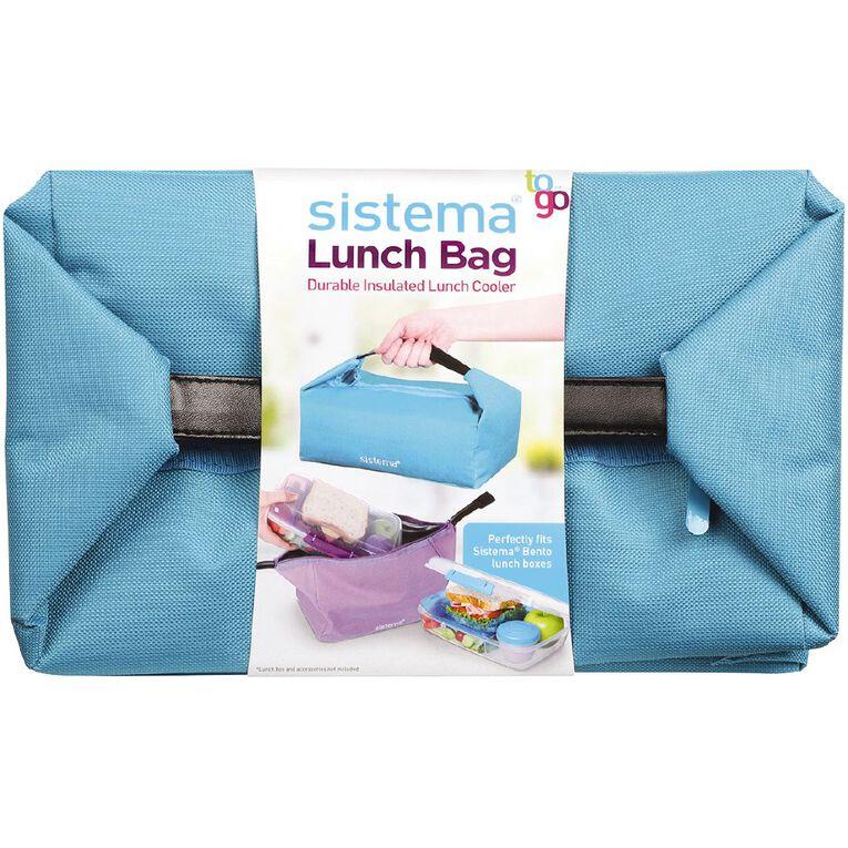 Sistema Sistema Bento Lunch Bag Assorted, , hi-res