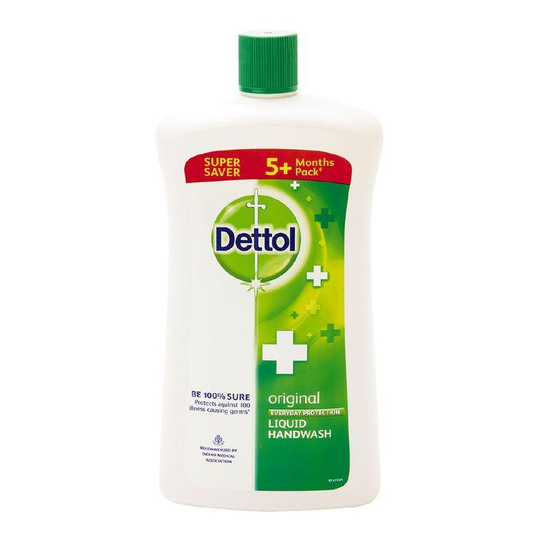 Dettol Hand Wash Refill Original 900ml, , hi-res