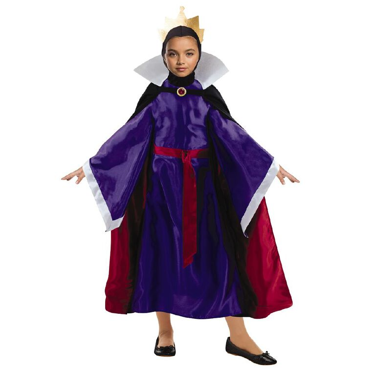 Princess Disney Evil Queen Costume 6-8 Years, , hi-res