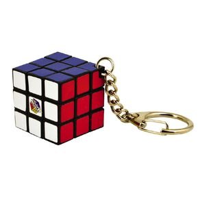 Rubiks 3x3 Cube KeyRing