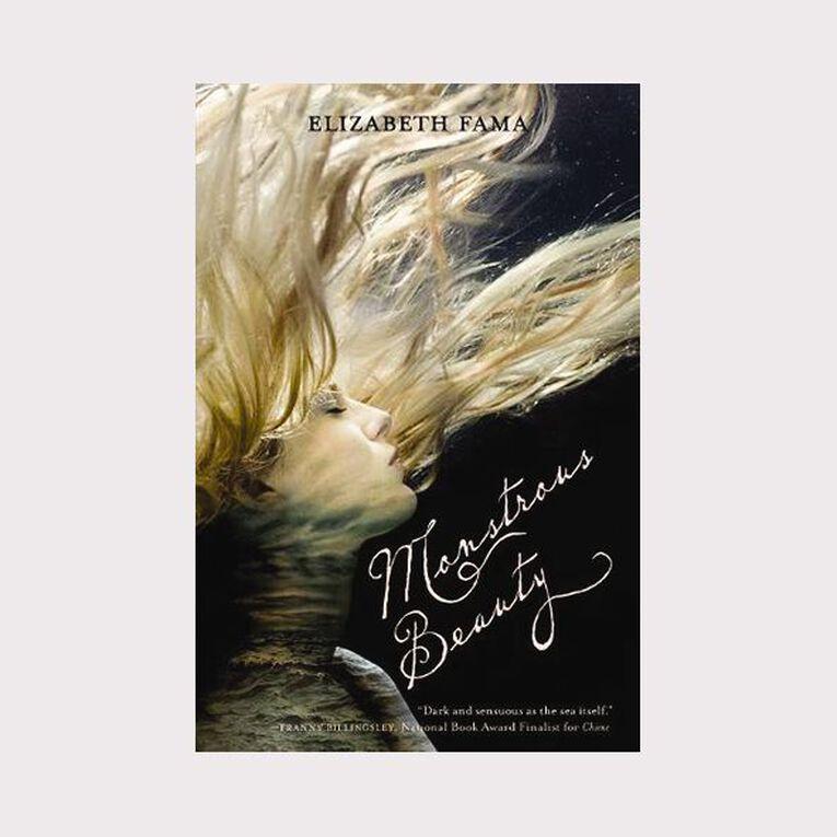 Monstrous Beauty by Elizabeth Fama, , hi-res