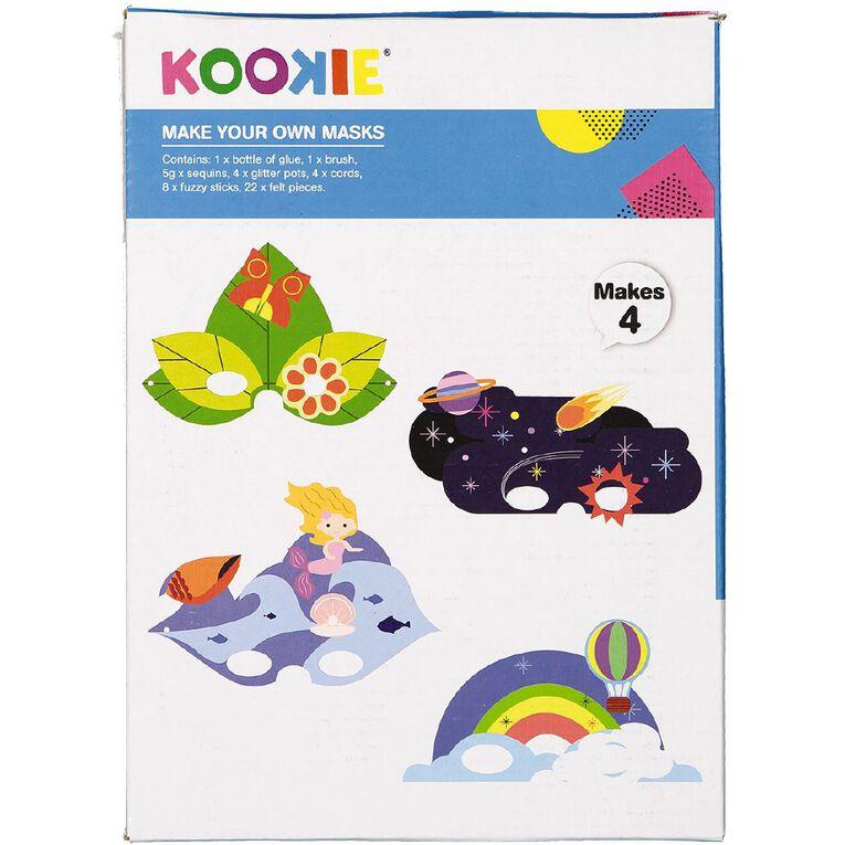 Kookie DIY Mask Kit, , hi-res