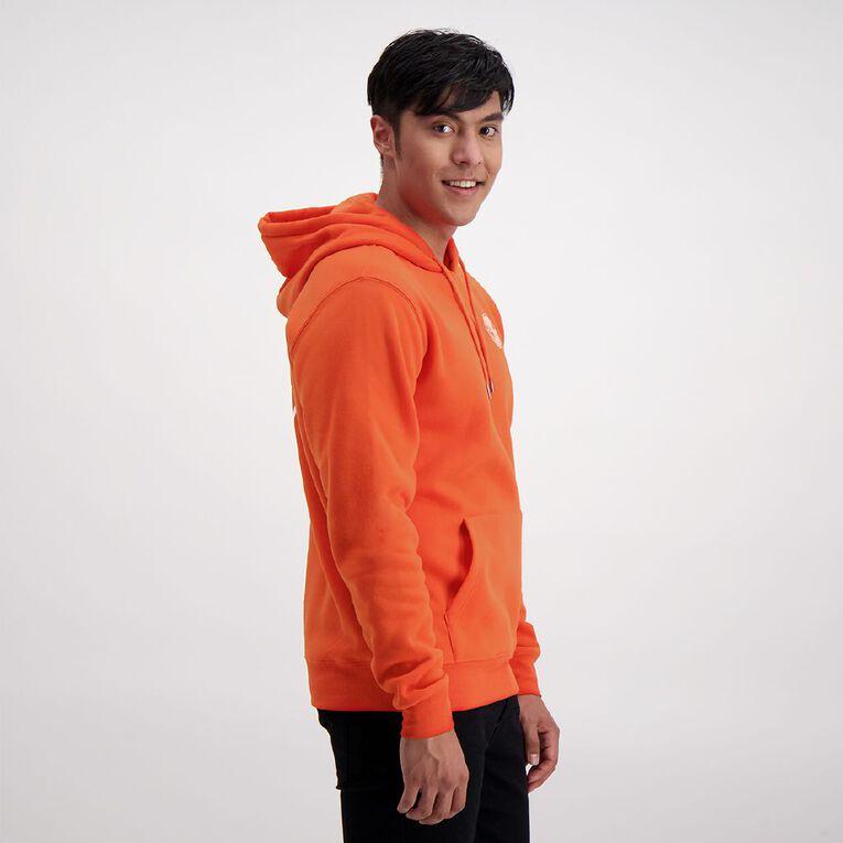 Garage Men's Fresh Hooded Sweatshirt, Orange, hi-res
