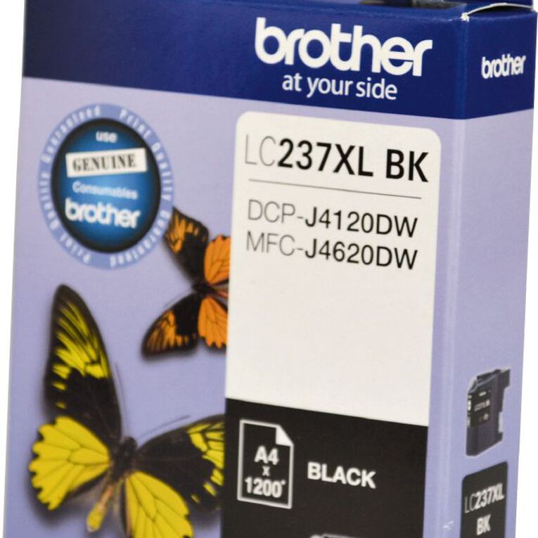 Brother Ink LC237XL Black (1200 Pages), , hi-res