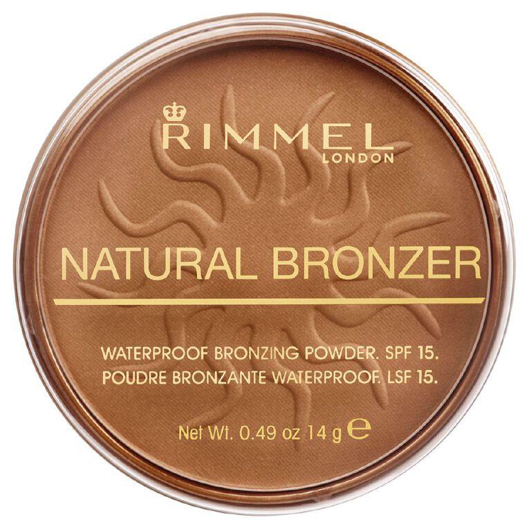 Rimmel Natural Bronzer Sun Bronze 022, , hi-res