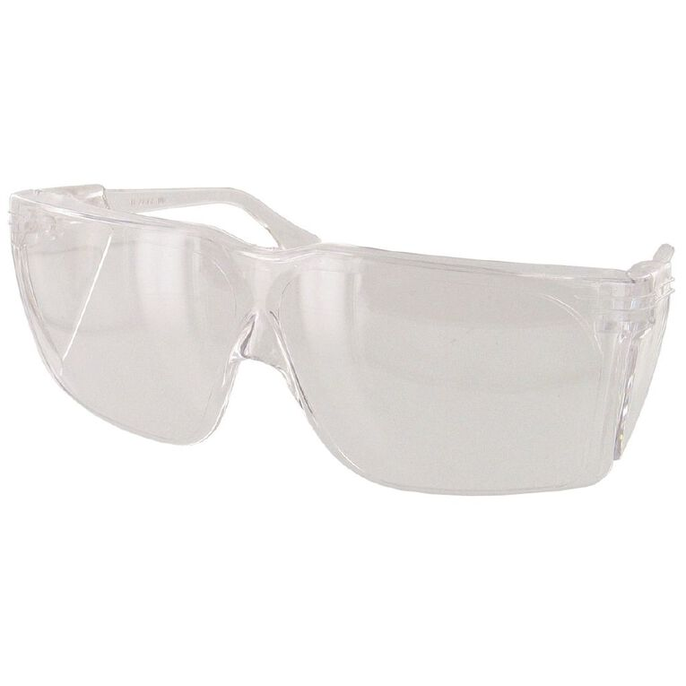 3M Over-The-Glasses Protective Eyewear Clear 1 Pack, , hi-res
