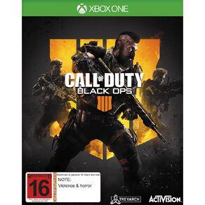XboxOne Call of Duty Black Ops 4