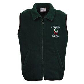 Schooltex TKKM O Mangere School Polar Fleece Vest with Embroidery