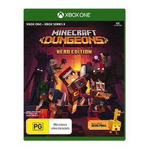 XboxOne Minecraft Dungeons Hero Edition