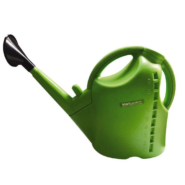 Kiwi Garden Watering Can Green 9.6L, , hi-res