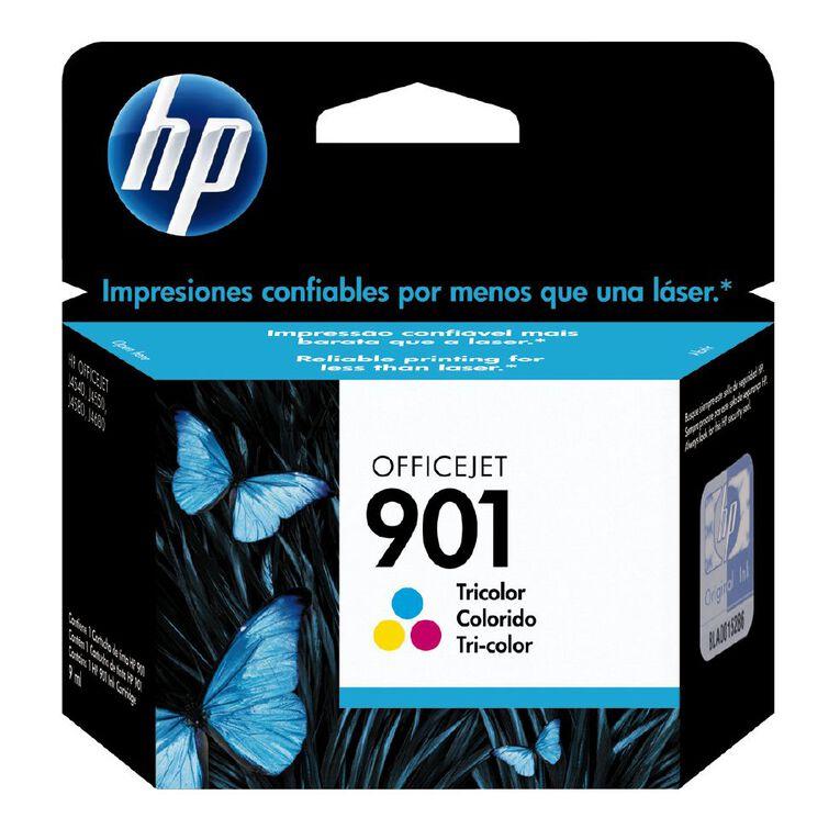 HP Ink 901 Colour (360 Pages), , hi-res