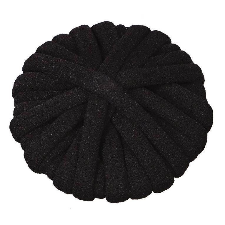Colour Co. Hair Softie Elastics Black 24 Pack, , hi-res