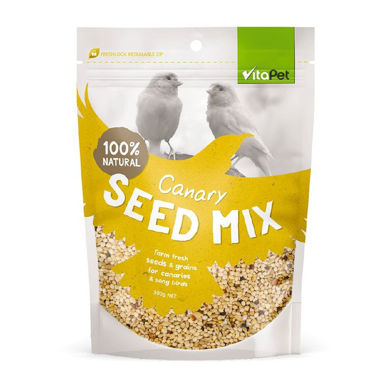 Vitapet Canary Seed 500g, , hi-res