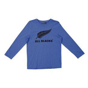 All Blacks Long Sleeve Print Tee