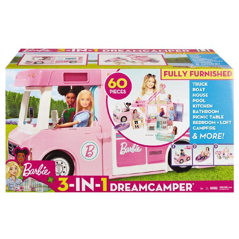 Barbie Campervan, , hi-res