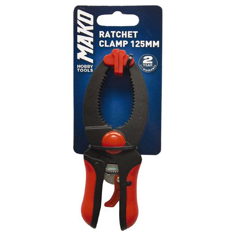 Mako Rachet Clamp 125mm Ht, , hi-res