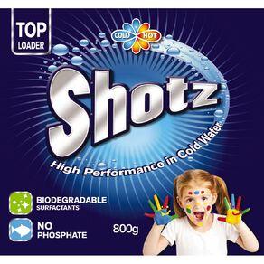 Shotz Top Loader 800g