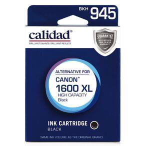 Calidad Canon PGI-1600XL Black