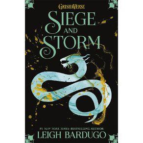 Grisha #2 Seige & Storm by Leigh Bardugo