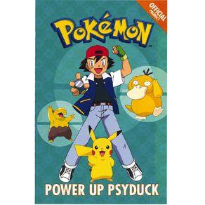 Pokemon Adventure #7 Power up Psyduck