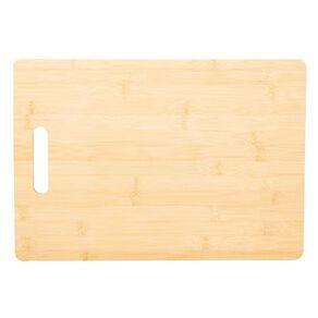 Living & Co Bamboo Chopping Board Set 3 Pack