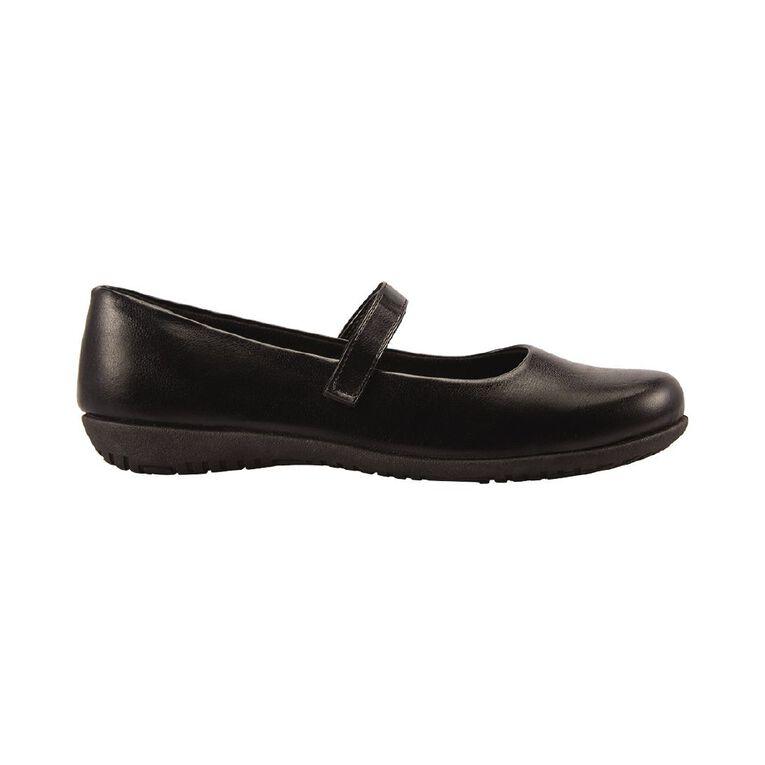 Young Original Senior Mary Shoes, Black, hi-res