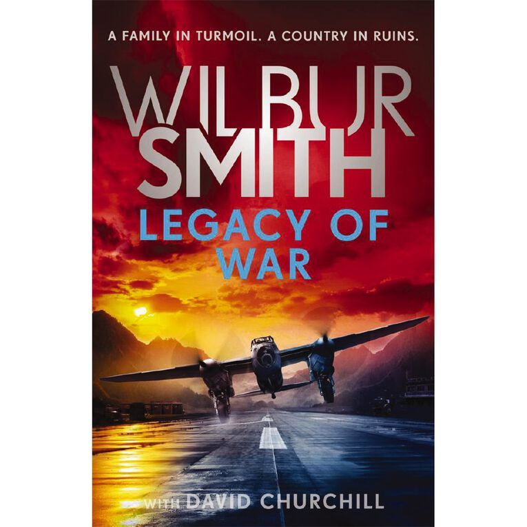 Legacy of War by Wilbur Smith, , hi-res