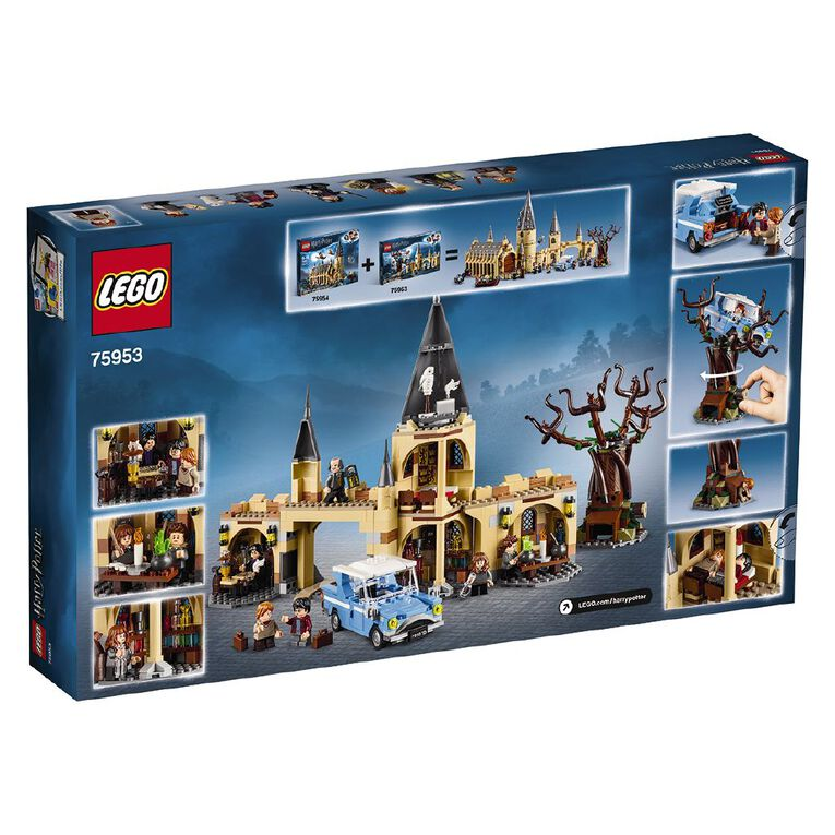 LEGO Harry Potter Hogwarts Whomping Willow 75953, , hi-res