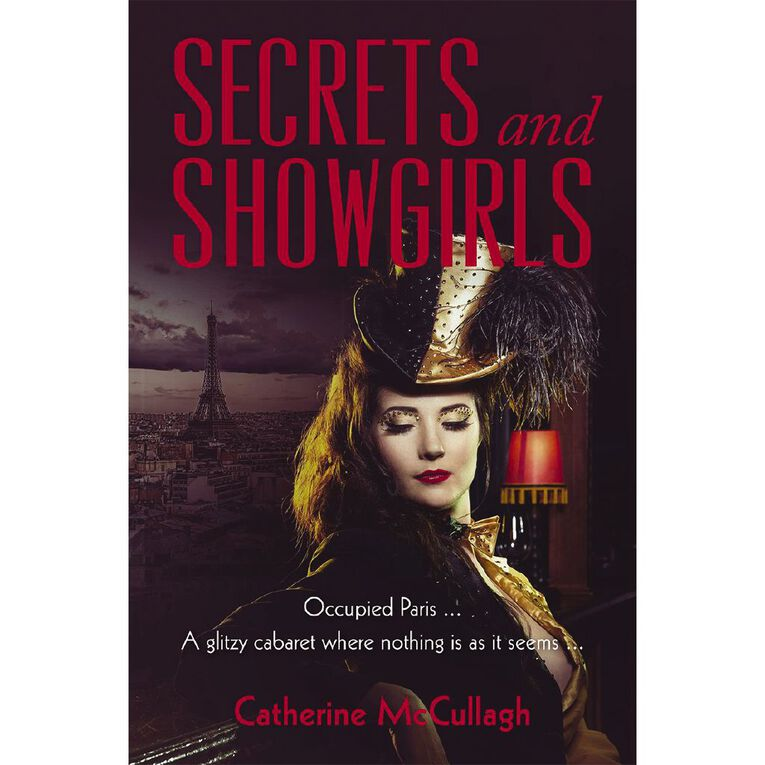 Secrets and Showgirls by Catherine McCullagh, , hi-res image number null