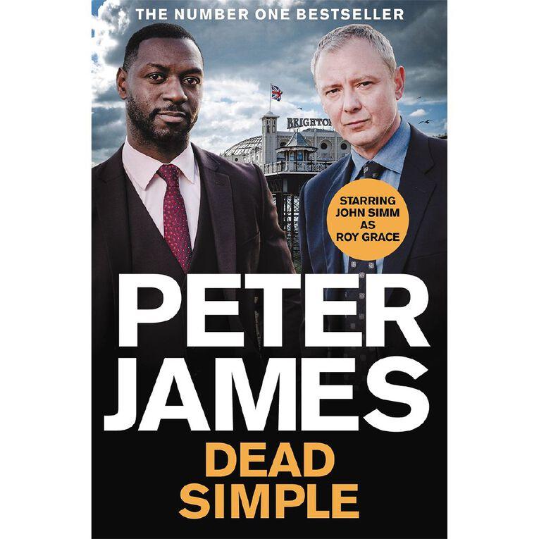 Dead Simple TV Tie-In by Peter James, , hi-res