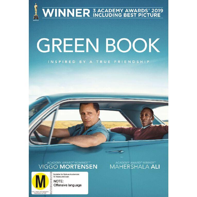 Green Book DVD 1Disc, , hi-res