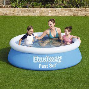 Bestway Fast Set Pool 6Ft