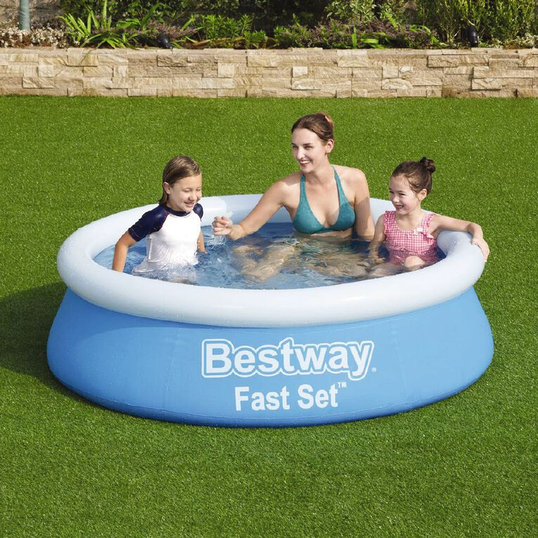 Bestway Fast Set Pool 6Ft, , hi-res