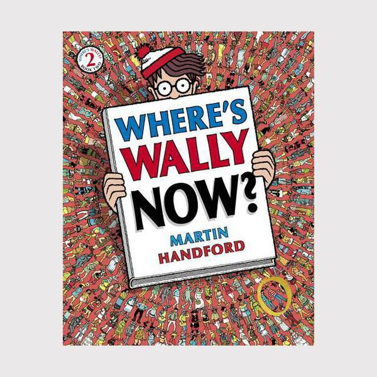 Where's Wally Now? by Martin Handford, , hi-res