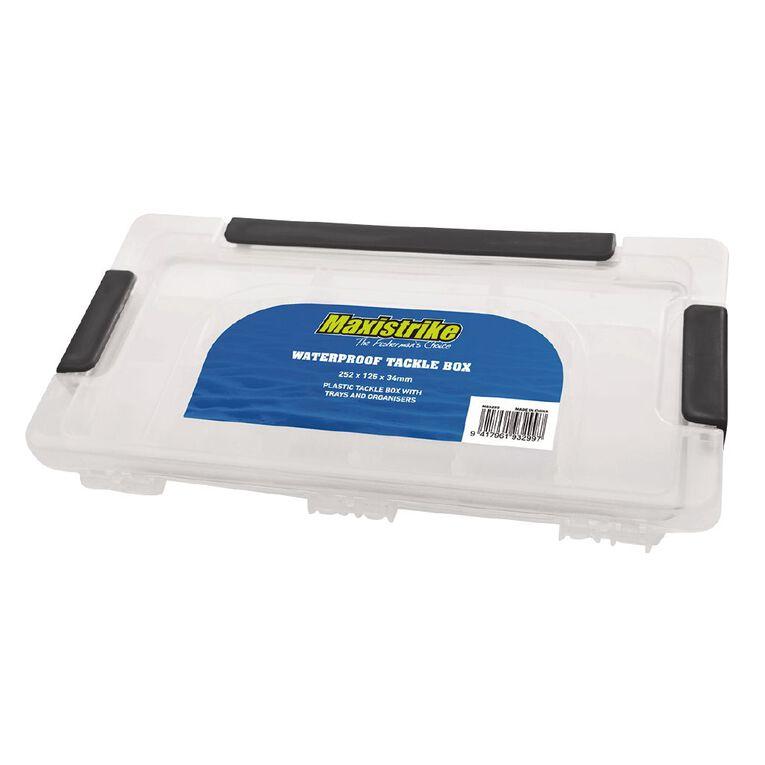 Maxistrike Waterproof Tackle Box, , hi-res