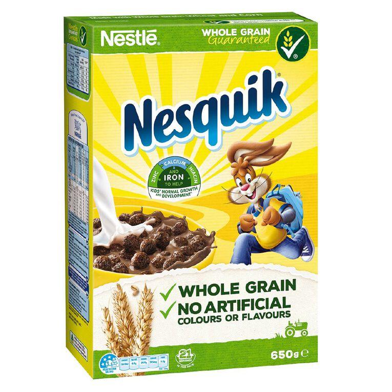 Nesquik Cereal 650g, , hi-res