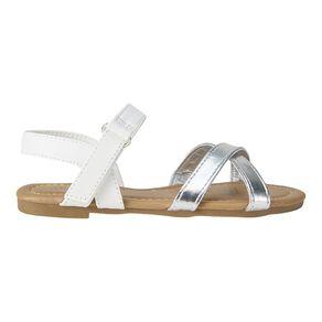 Young Original Kids' Cross Toe Strap Sandals