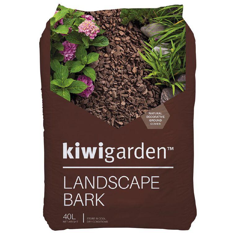 Kiwi Garden Landscape Bark 40L, , hi-res
