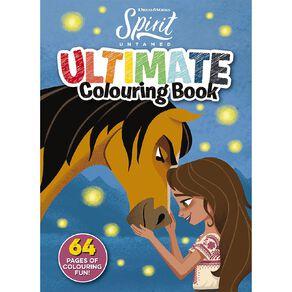 Spirit Untamed: Ultimate Colouring Book