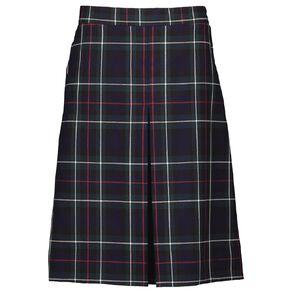 Schooltex Single Inverted Tartan Pleat Skirt