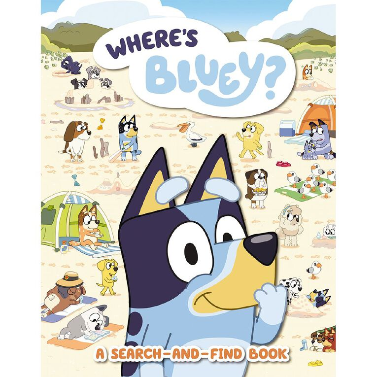 Bluey: Where's Bluey?, , hi-res image number null