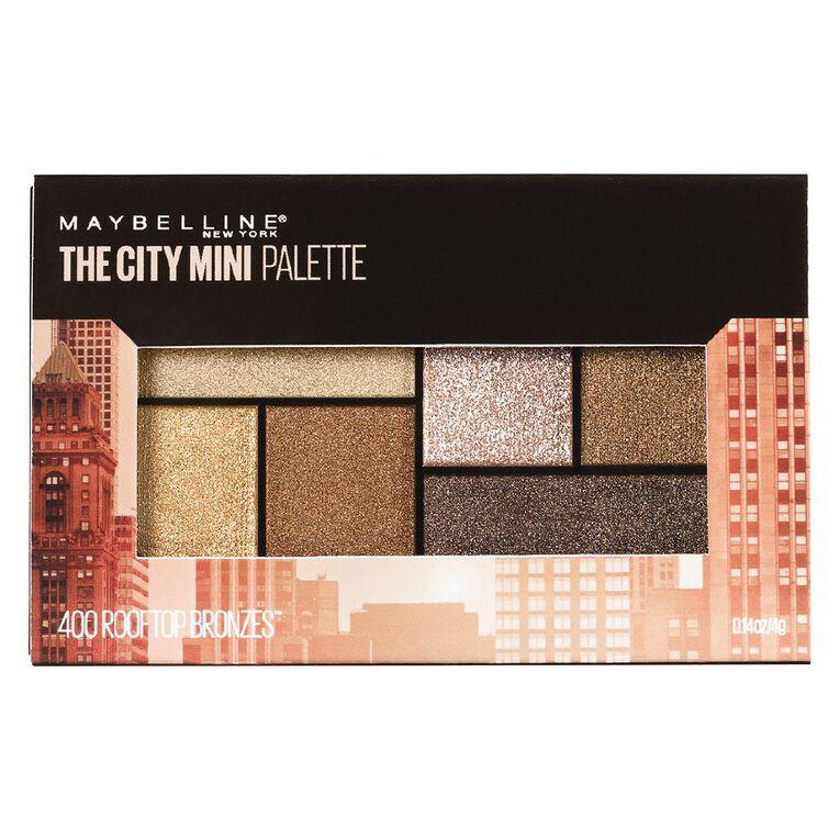 Maybelline Mini Palette Rooftop Eye Shadow, , hi-res