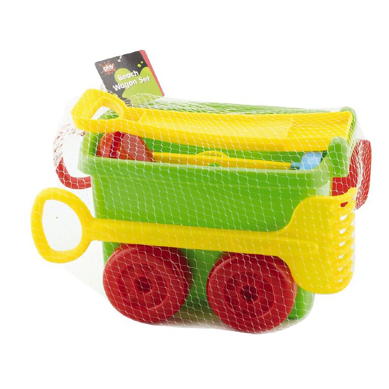 Active Intent Water Beach Play Set 6 Piece with Wagon, , hi-res