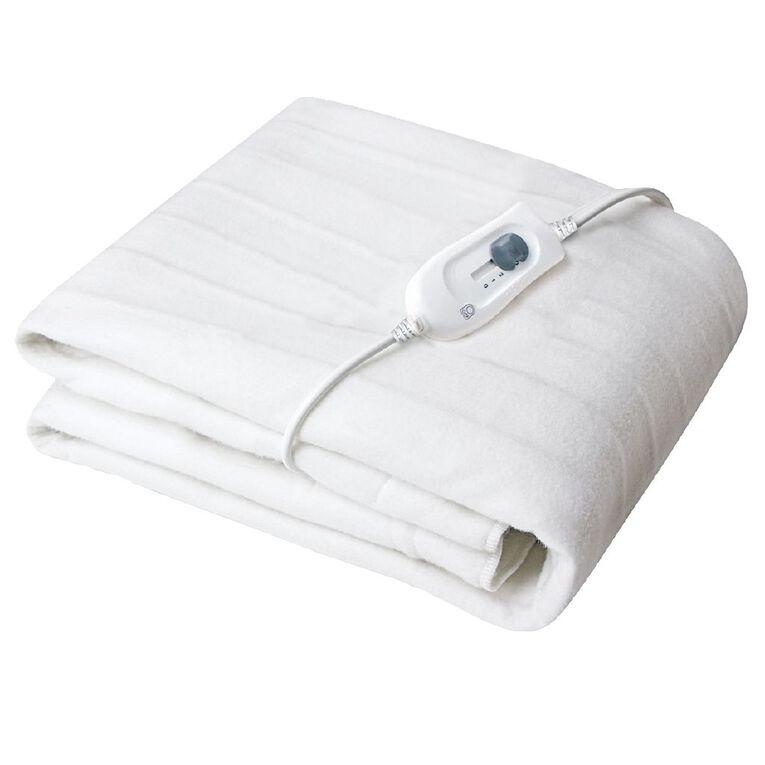 Living & Co Electric Blanket Tie Down Single, , hi-res