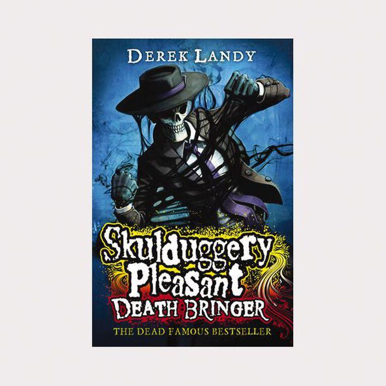 Skulduggery Pleasant #6 Death Bringer by Derek Landy, , hi-res