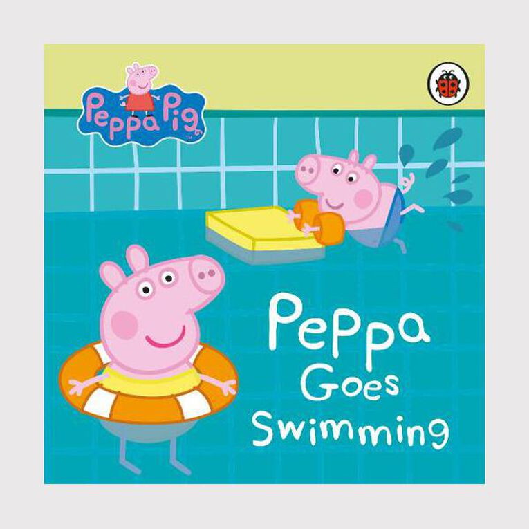 Peppa Pig: Peppa Goes Swimming, , hi-res