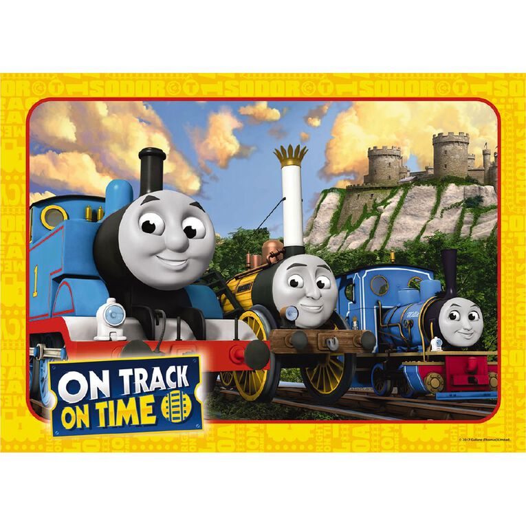 Fisher-Price Thomas & Friends 35 Piece Frametray Puzzle Assorted, , hi-res